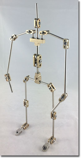 Malvern Armatures - Stop Motion Animation Armature - Bespoke Range of Armatures